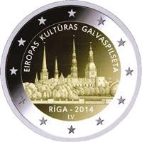 Riga - European Capital of Culture (2014)