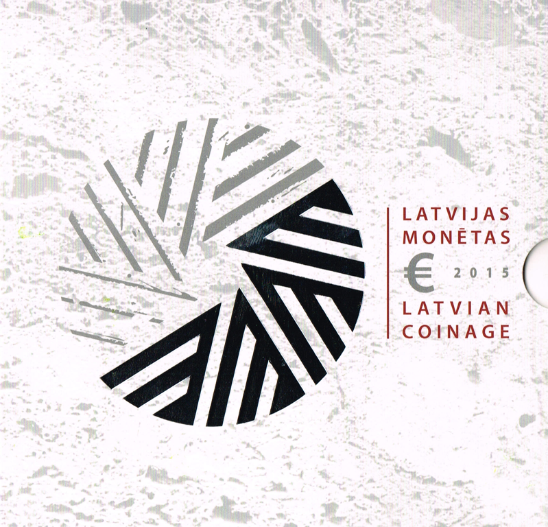 Latvian coinage (2015)