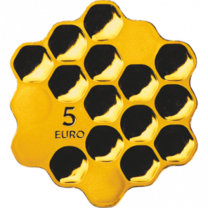Honey coin (2018)